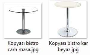 kiralık cam lake bistro kokteyl bar masası